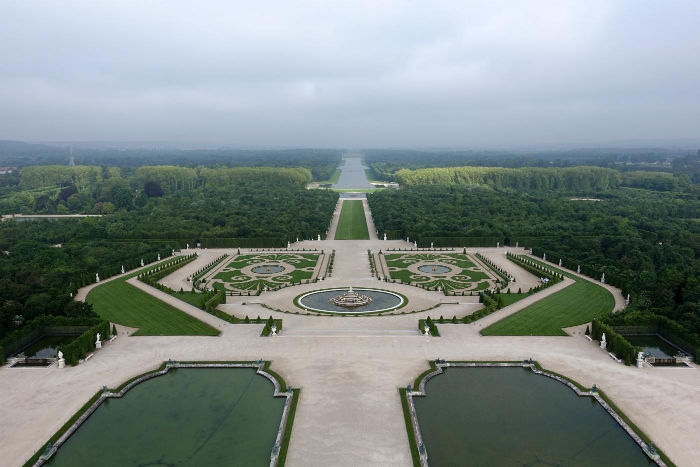 Giardini Moderni E Contemporanei : Partnership tra versailles e il palais de tokyo artribune