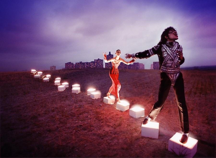 An Illuminating Path, David LaChapelle