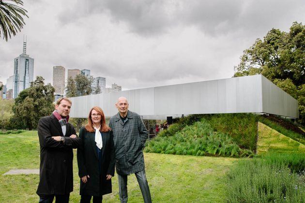 MPavilion 2017, Rem Koolhaas, David Gianotten & Naomi Milgrom. Credit Timohty Burgess