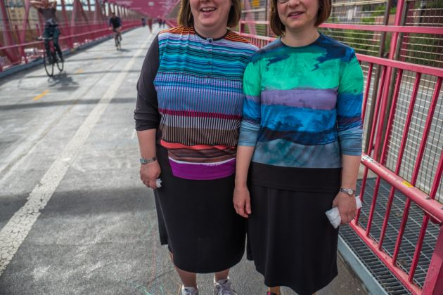 Francesca Magnani, Il ponte rosa