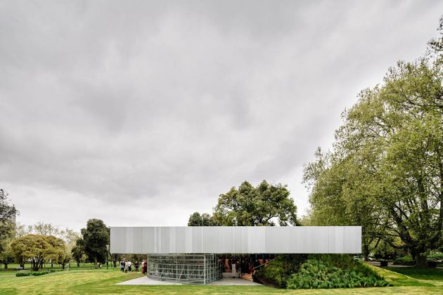 MPavilion 2017 Images by Timothy Burgess