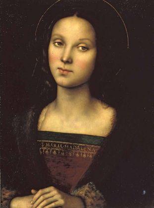 Pietro Perugino Santa Maria Maddalena 1500 – 1502 olio su tavola Gallerie degli Uffizi, Galleria Palatina, Firenze Courtesy: Gabinetto Fotografico delle Gallerie degli Uffizi