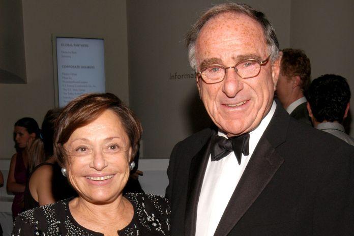 Harry e Linda Macklowe