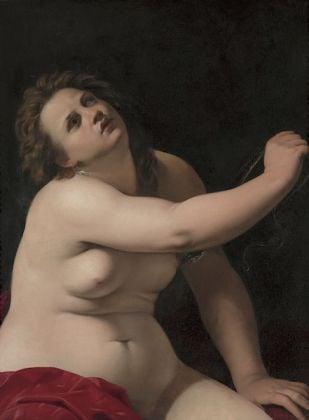 Artemisia Gentileschi Cleopatra, 1620