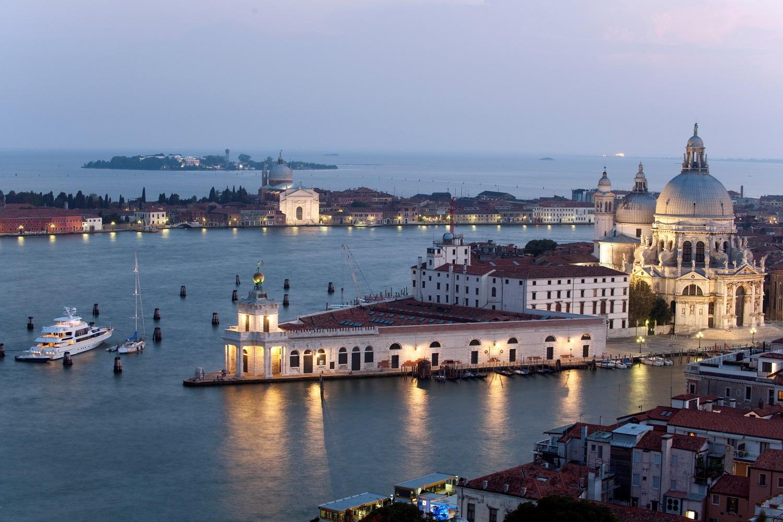I progetti di Tadao Ando a Venezia, 31 ottobre, Punta Della Dogana, ph Thomas Mayer // Teatrino Orsenigo Chemollo