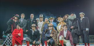 La partita a Ostend, artisti VS curatori