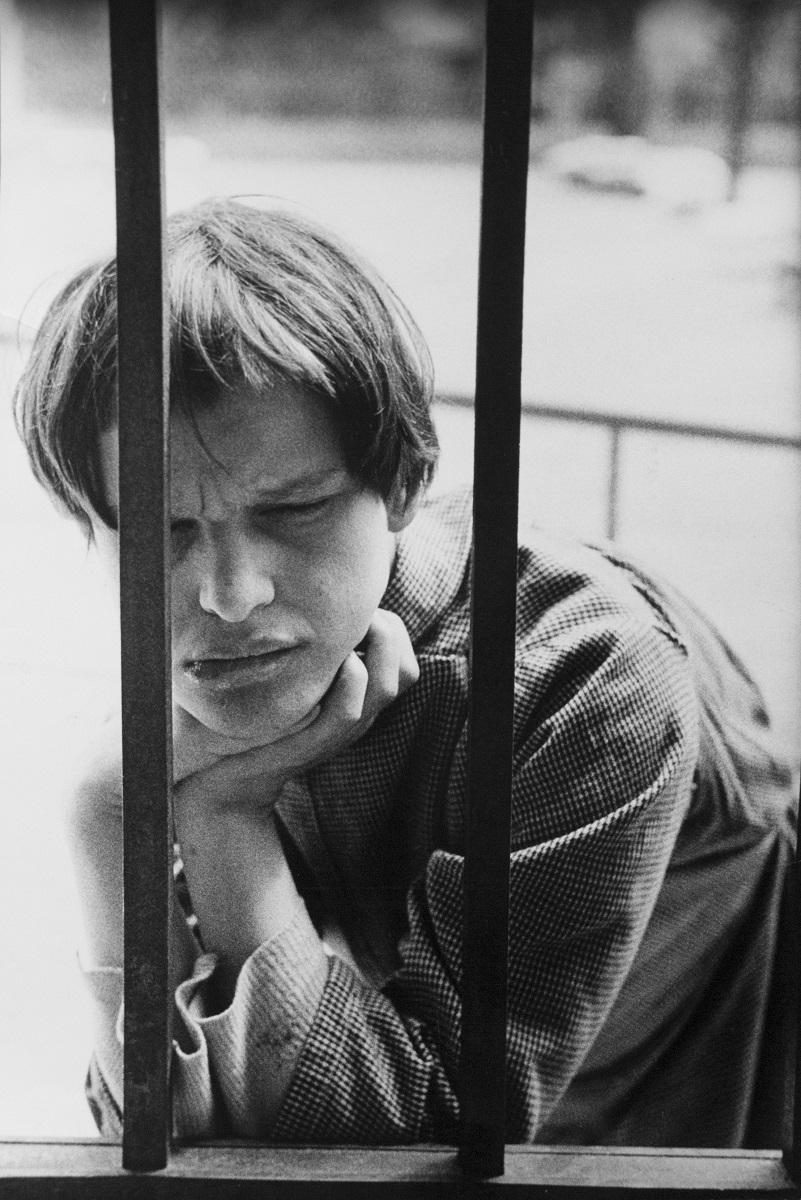 """Cala Cerati, foto dalla serie Ospedale psichiatrico di Gorizia """"Morire di classe"""", 1968. Courtesy Donata Pizzi. Ph. ©Elena Ceratti"""