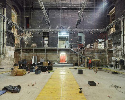Teatro Lirico, foto di Maurizio Montagna