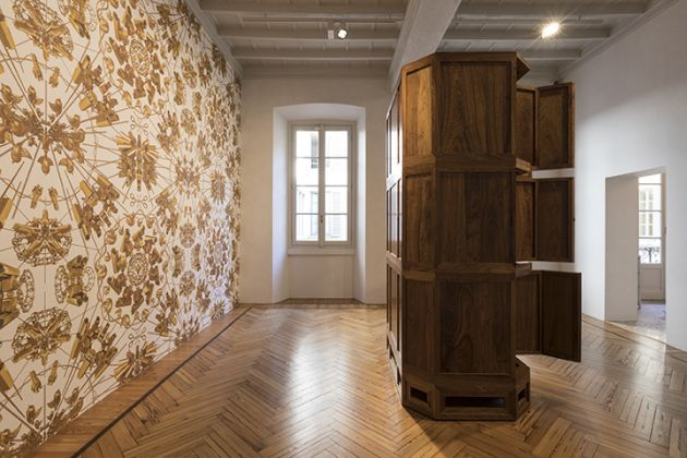 Ai Wewei. Installation view at Massimo De Carlo, Milano. Photo Roberto Marossi. Courtesy Massimo De Carlo, Milano Londra Hong Kong