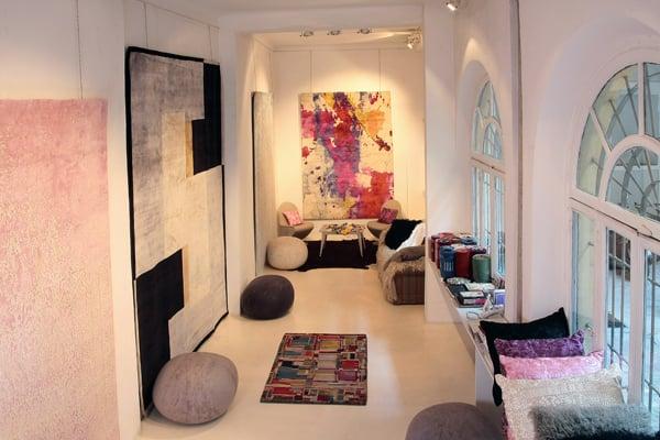 Alberto Levi, Gallery Textures