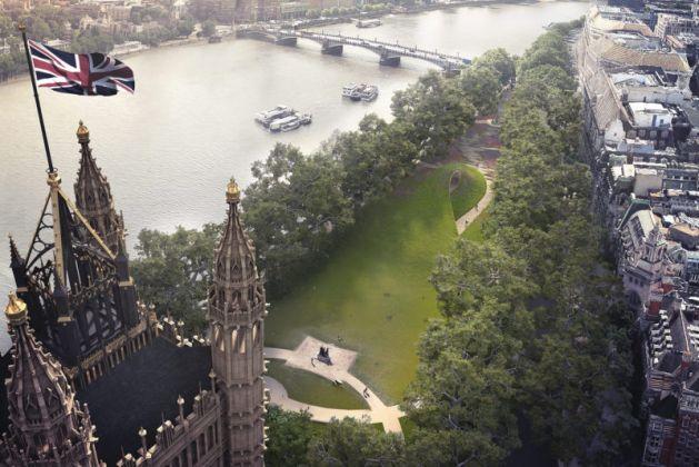 il progetto di Allied Works per il Memoriale alle vittime dell'Olocausto di Londra