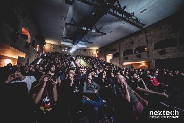 Alva Noto. Courtesy Nextech Festival 2017 Firenze