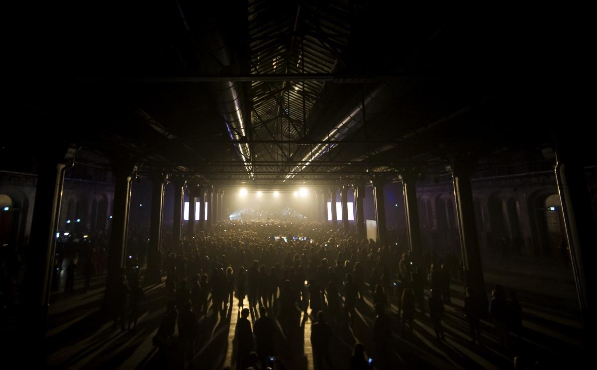 An Evening with Giorgio Moroder, OGR Torino, photo Filippo Alfero