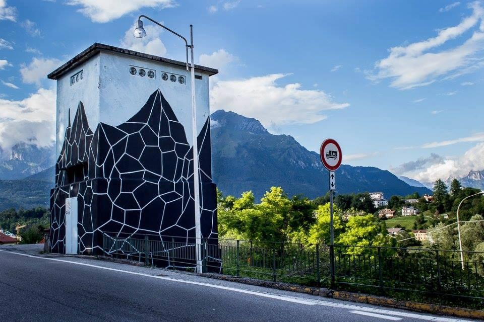 Andreco, Back Mountain, Belluno