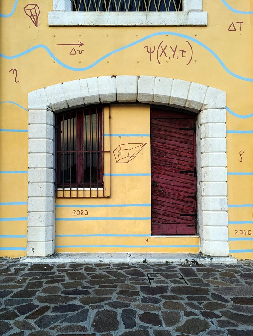 Andreco, Climate 04, 2017. Venezia, murale