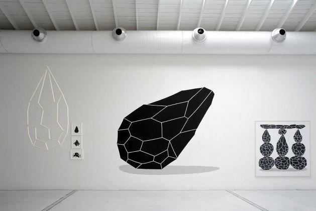 "Andreco, mostra ""Back to the Land"", Studio La Città, Verona, 2016"