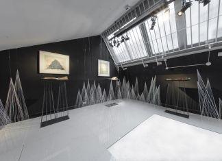 When landscape becomes a memory, exhibition view at Spazio 22, Milano 2017
