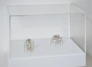 Christiane Löhr. Nodi e Snodi. Installation view at Tucci Russo Archivio e Chambres d'Art, Torino 2017. Photo Archivio fotografico Tucci Russo. Courtesy l'artista e Tucci Russo Studio per l'Arte Contemporanea