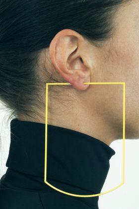 Jonathan Vivacqua per Marios: orecchini