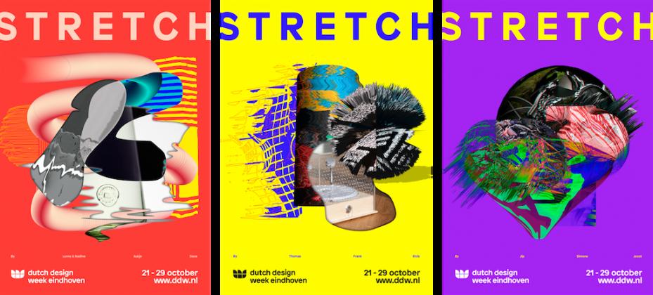 Campagna della Dutch Design Week
