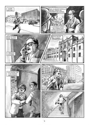 Carlos Reyes & Rodrigo Elgueta, Gli anni di Allende (Edicola Ediciones, 2017)
