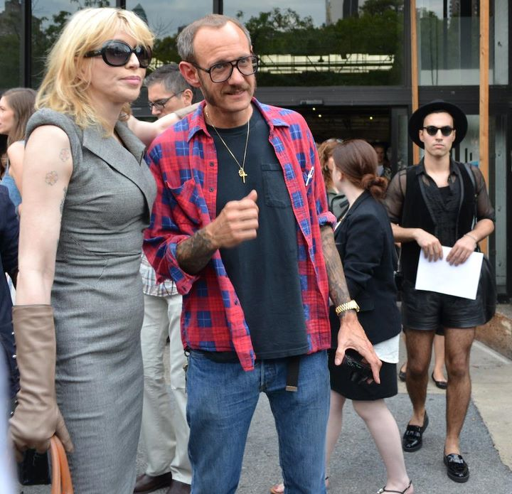 Courtney Love e Terry_Richardson