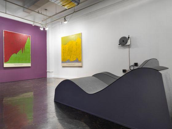 Danilo Correale. At Work's End. Installation view at Art in General, New York 2017. Photo Dario Lasagni