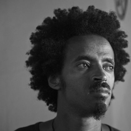 Dawit Abebe. Photo Michael Tsegaye