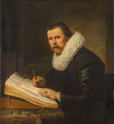 Rembrandt van Rijn (1606-1669), Portrait of a Scholar, 1631. © State Hermitage Museum, St Petersburg