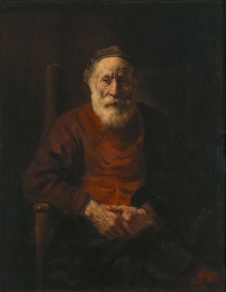 Rembrandt van Rijn (1606-1669), Portrait of an Old Man in Red, c. 1652/54 © State Hermitage Museum, St Petersburg