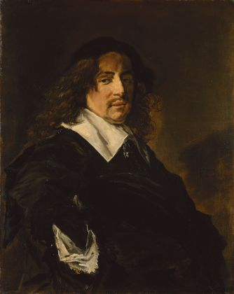 Frans Hals, Portrait of a Man, before 1660 © State Hermitage Museum, St Petersburg
