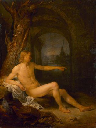 Gerard Dou, Soldier Bathing, c. 1660–65 © State Hermitage Museum, St Petersburg