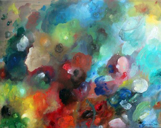 Eugenia Vanni, Ogni colore dipinge se stesso e anche gli altri, 2017