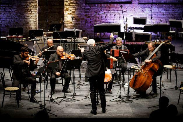 Festival Internazionale di Musica Contemporanea, Venezia 2017. Il concerto di Parco della Musica Contemporanea Ensemble. Photo © Andrea Avezzù
