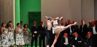 Festival Verdi 2017. La traviata. Teatro Giuseppe Verdi di Busseto. Photo Roberto Ricci
