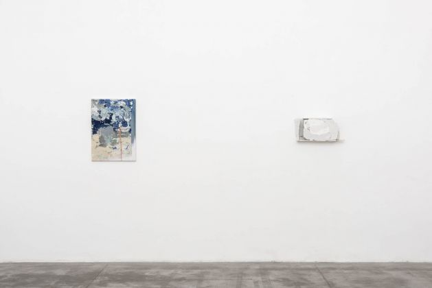 Franco Guerzoni. Per un buon uso delle rovine. Installation views at Monitor, Roma 2017. Courtesy the artist and Monitor, Roma Lisbona