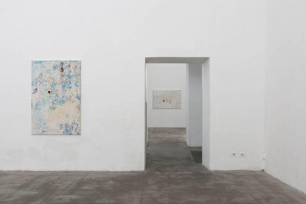 Franco Guerzoni. Per un buon uso delle rovine. Installation views at Monitor, Roma 2017. Courtesy the artist and Monitor, Roma-Lisbona