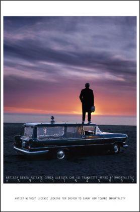 Gianni Colosimo, terza parte de _Il silenzio incestuoso della mia ombra ferita_, Nero Magazine, marzo 2011
