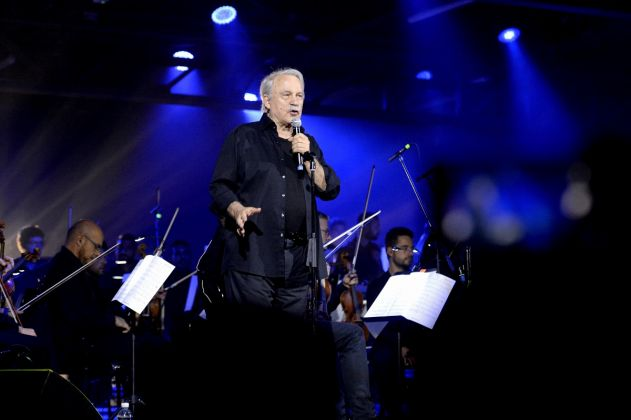 An Evening with Giorgio Moroder, OGR Torino, photo Filippo Alfero