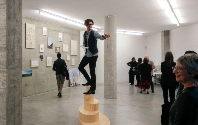 Giovanni Morbin. Privazione (Deprivation). Opening at prometeogallery, Milano 2017