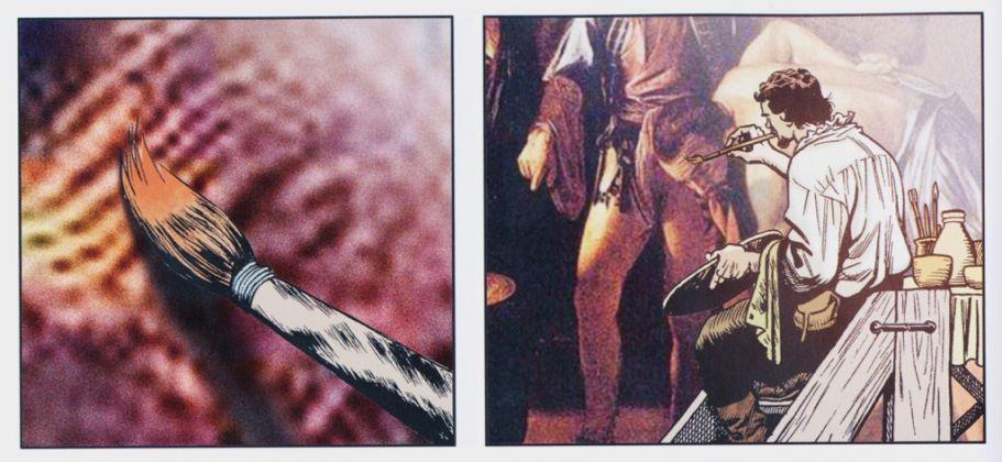 Giuseppe De Nardo & Giampiero Casertano, Uccidete Caravaggio! (Sergio Bonelli Editore, 2017)