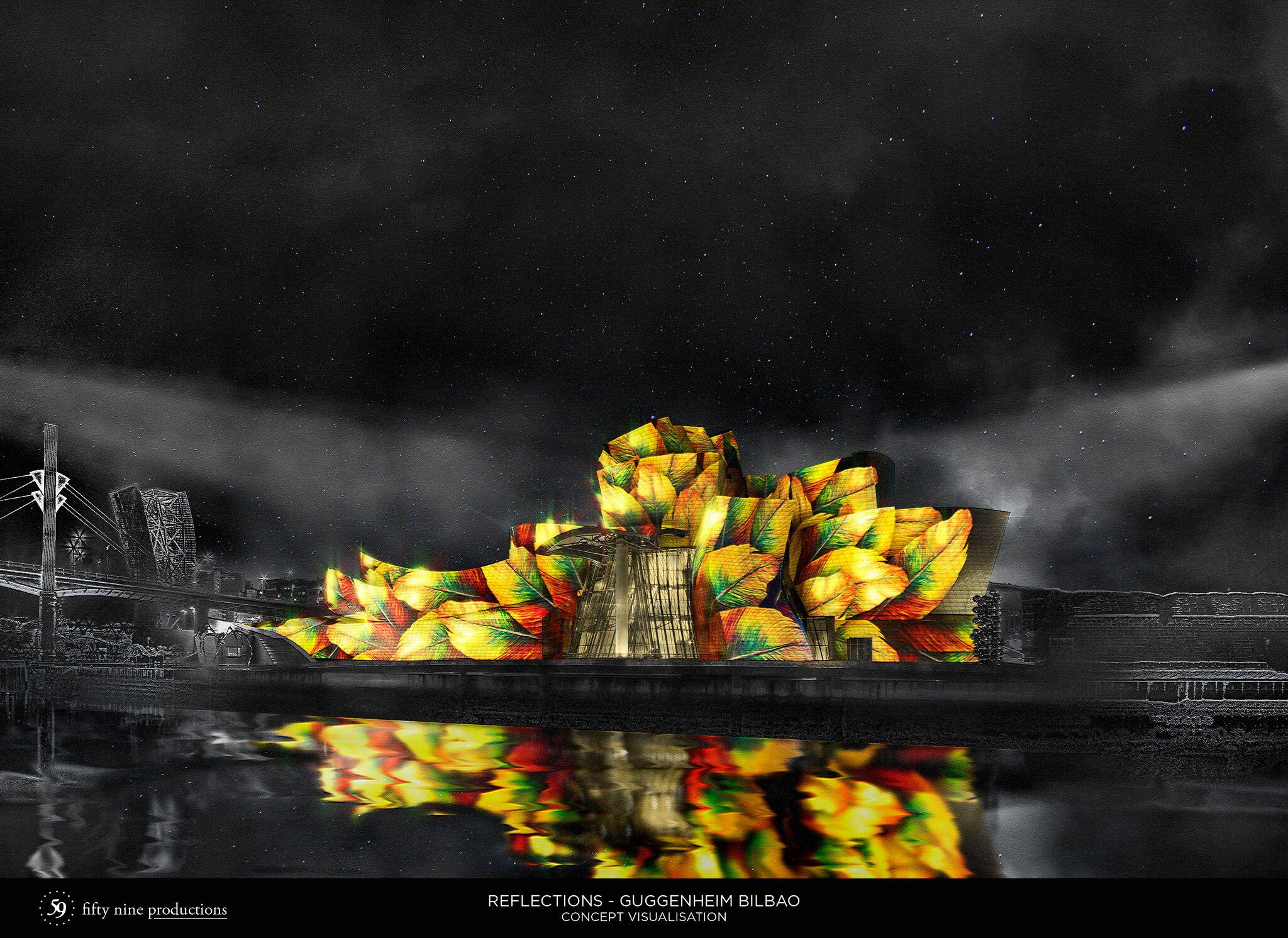 Ventesimo anniversario dalla nascita del Guggenheim Museum Bilbao