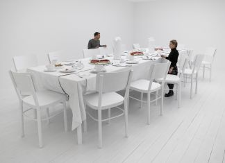 Hans Op De Beeck, Table