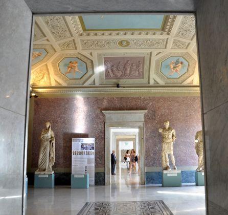Il Museo Archeologico di Parma in fase di riallestimento