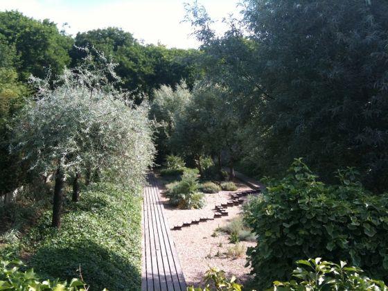 Il giardino di Gilles Clément. Photo Claudia Zanfi