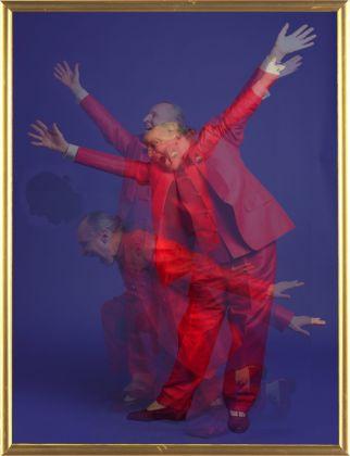"""Il mio corpo nel tempo. Luigi Ontani, AnamorPose """"L'Ombrofago"""", 2008. Collezione dell'artista"""