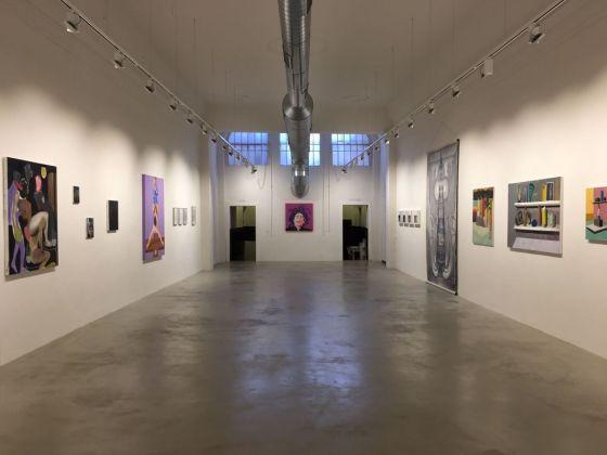 Italian Newbrow. Apocalittica. Exhibition view at Labs Gallery, Bologna 2017