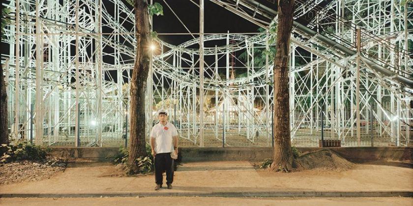 Francesco Jodice, Cartoline dagli altri spazi, Napoli, #03, 1996. Courtesy l'artista e Galleria Michela Rizzo, Venezia