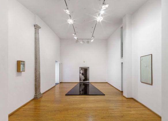 José Barrias. Collezionista di echi. Exhibition view at Nuova Galleria Morone, Milano 2017