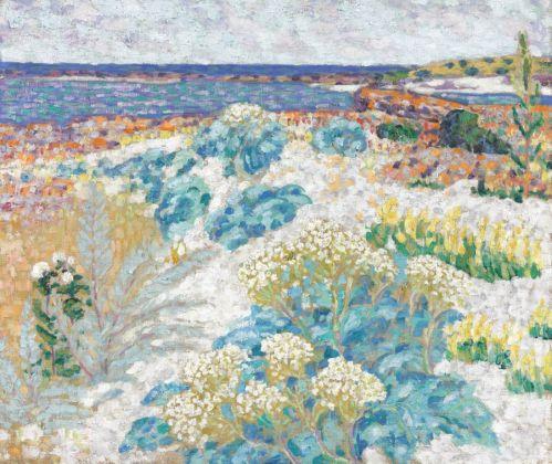 Konrad Mägi, Cavoli marini, 1913-14. Museo nazionale d'arte, Estonia